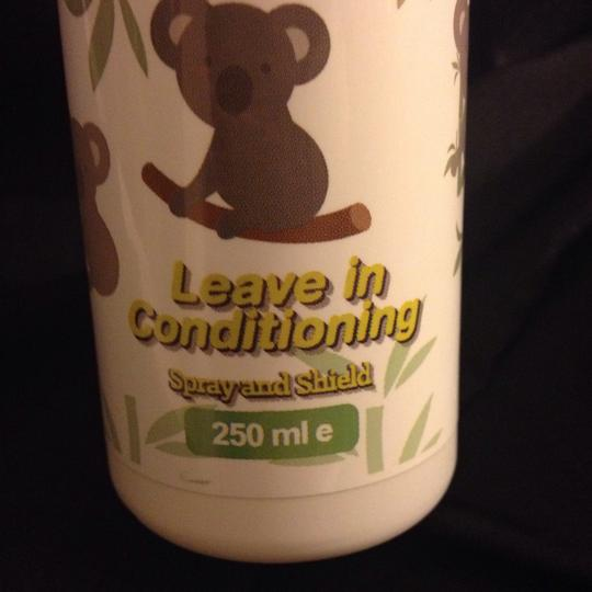 Eternal Lice repellent leave in conditioning Image 1