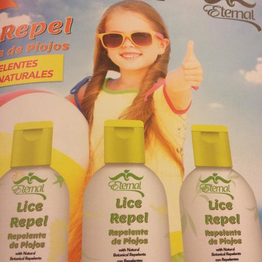 Eternal Lice repellent leave in conditioning Image 3
