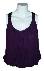 One Clothing Top EGGPLANT PURPLE