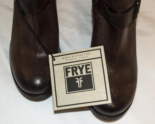 Frye brow leather Boots