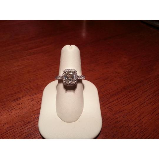 Eternity Stimulated Cushion Cut All Size In Stock Ring Image 6
