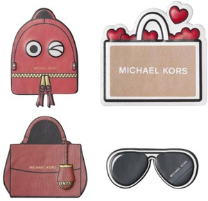 Michael Kors Michael Kors Leather Sticker Set