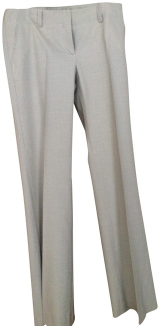 Theory Stone Virgin Wool Pants Size 6 (S, 28) Theory Stone Virgin Wool Pants Size 6 (S, 28) Image 1