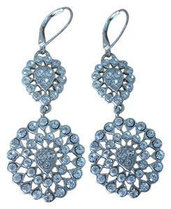 Banana Republic Banana Republic Pave Chandelier Earrings
