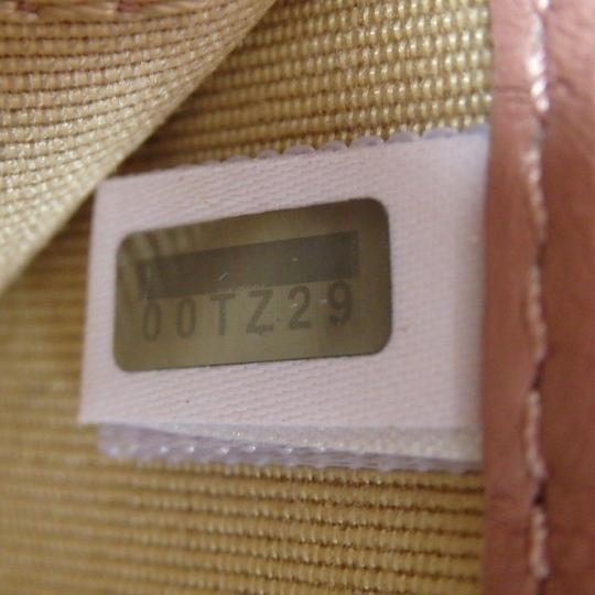 Jimmy Choo [authentic] JIMMY CHOO Round Zip purse wallet Image 8