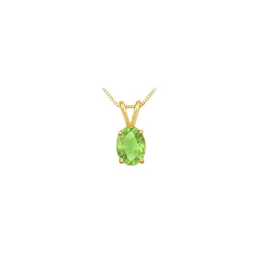 Preload https://img-static.tradesy.com/item/22406851/green-yellow-august-birthstone-peridot-oval-solitaire-pendant-necklace-0-0-540-540.jpg