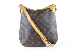 LOUIS VUITTON Odeon Bloomsbury Saumur Cross Body Bag