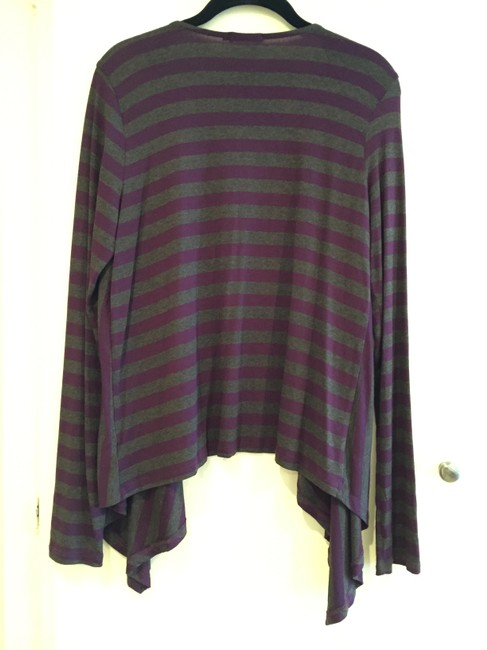 Ella Moss Striped Cardigan