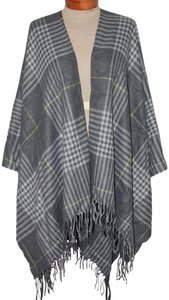 Charter Club Shawl Coverup Sweater Cape