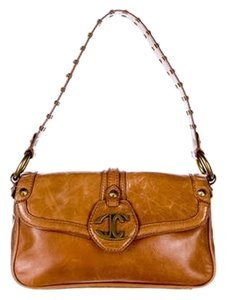 Just Cavalli Shoilder Clutch Wristlet Shoulder Bag