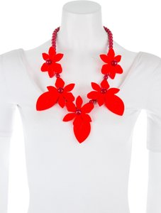 Kate Spade NWT Kate Spade Lovely Lillies Necklace