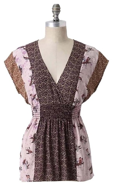 Preload https://item5.tradesy.com/images/corey-lynn-calter-pink-purple-and-brown-thrush-song-blouse-size-8-m-2240789-0-0.jpg?width=400&height=650