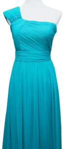 blue Maxi Dress by Mikael Aghal