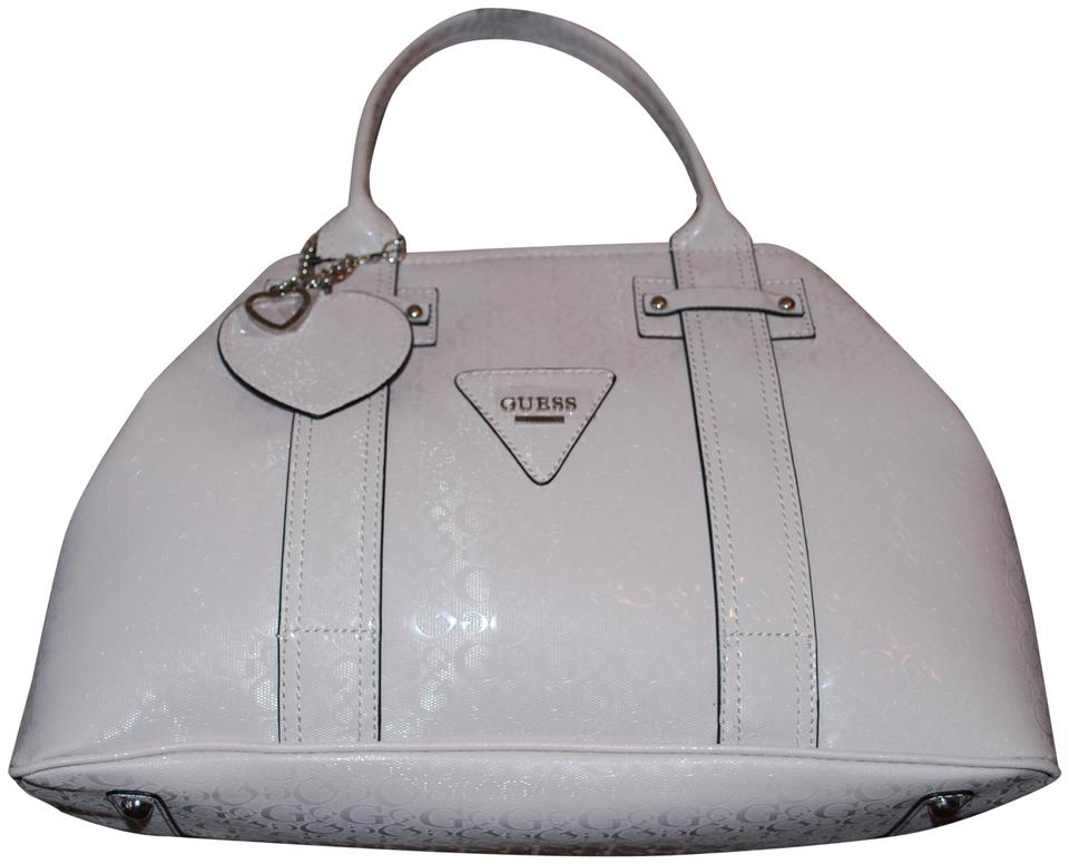 Guess Purse Pocketbook Tote In Pink