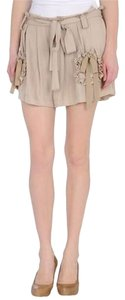 RED Valentino Mini/Short Shorts Khaki