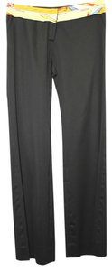 ROBERTO CAVALLI Xs Made In Italy Straight Pants BLACK
