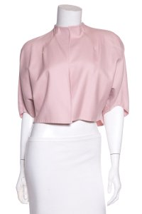 Akris Blush Jacket