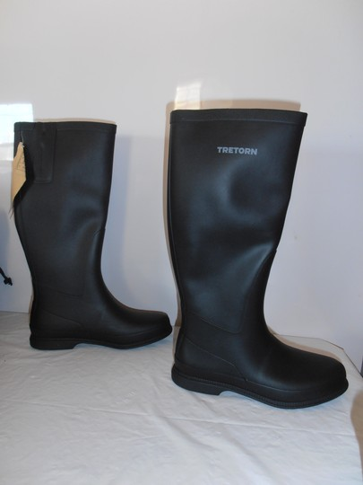 Tretorn Rainboots Waterproof Tall New W/Tag black Boots