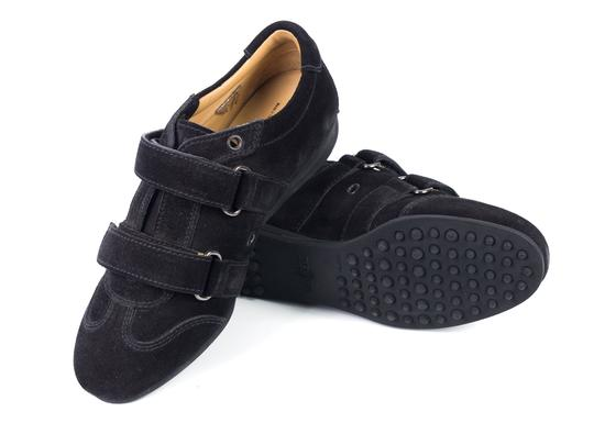The Original Car Shoe Black Athletic