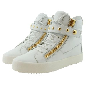 Giuseppe Zanotti Men Boots Sneakers High-top Sneaker Sneaker White Athletic
