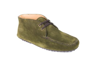 The Original Car Shoe Green Athletic