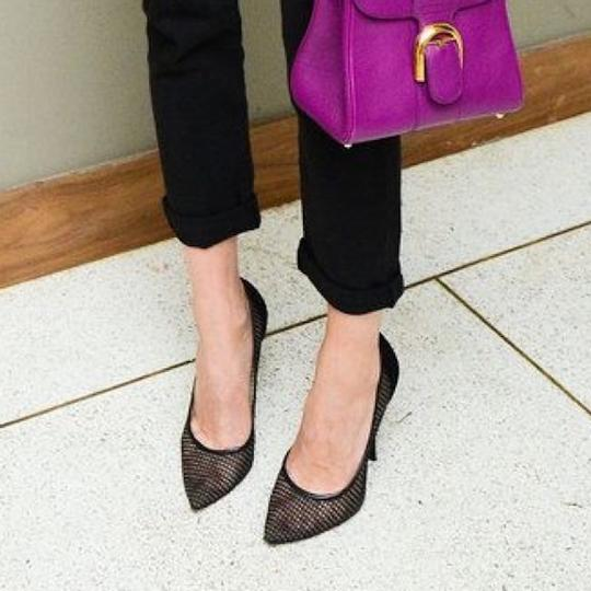 Stella McCartney Black Pumps