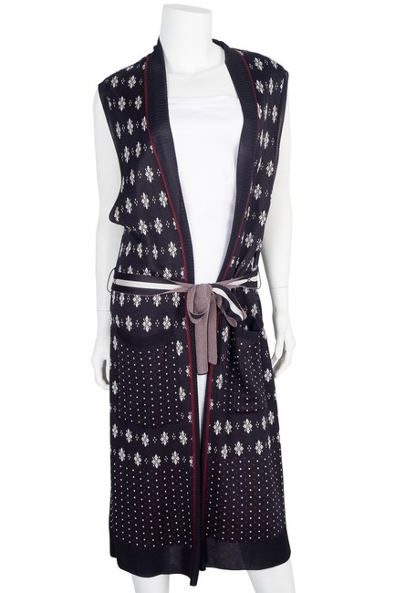 Preload https://img-static.tradesy.com/item/22410121/rag-and-bone-navy-and-white-pattern-knit-long-vest-size-6-s-0-0-650-650.jpg