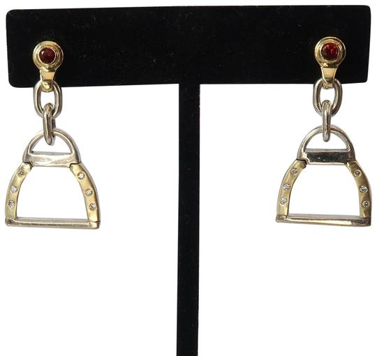 Preload https://img-static.tradesy.com/item/22410259/sterling-silver-18k-gold-by-sarah-jane-churchhill-downs-preakness-sweetheart-horse-earrings-0-1-540-540.jpg