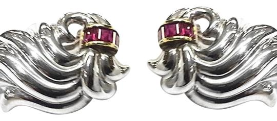 Preload https://img-static.tradesy.com/item/22410420/tiffany-and-co-co-vintage-sterling-silver-18-karat-yellow-gold-clip-with-rubies-earrings-0-5-540-540.jpg