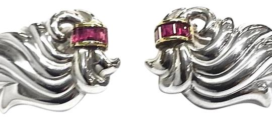Preload https://img-static.tradesy.com/item/22410425/tiffany-and-co-co-vintage-sterling-silver-18-karat-yellow-gold-clip-with-rubies-earrings-0-4-540-540.jpg