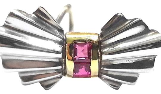 Preload https://img-static.tradesy.com/item/22410482/tiffany-and-co-co-vintage-sterling-silver-14-karat-yellow-gold-clip-with-rubies-earrings-0-3-540-540.jpg