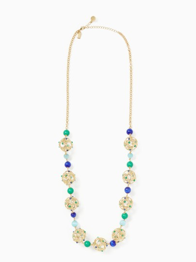 Kate Spade NEW Kate Spade Brilliant Baubles Necklace NWT