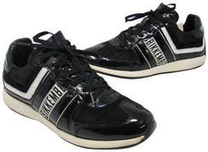 Bikkembergs Chanel Gucci Sneakers Vintage Black Athletic