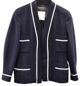 Chanel blue Jacket