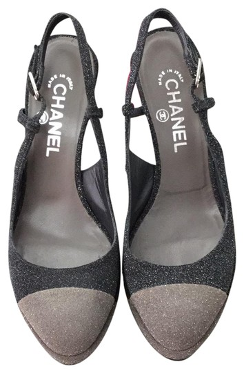 Preload https://img-static.tradesy.com/item/22410760/chanel-black-and-gray-glitter-sling-pumps-size-eu-39-approx-us-9-regular-m-b-0-1-540-540.jpg