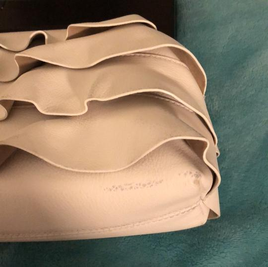 Michael Kors Collection white Clutch