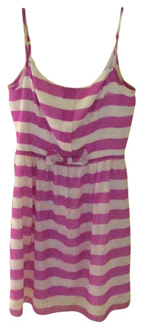 Preload https://img-static.tradesy.com/item/22410981/lilly-pulitzer-white-and-light-purple-stripe-above-knee-cocktail-dress-size-4-s-0-1-650-650.jpg