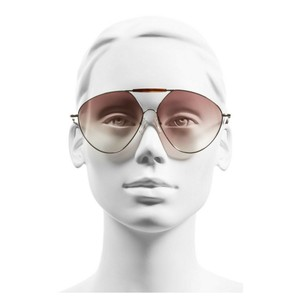 Valentino Valentino 'Runway' 62mm Aviator Sunglasses