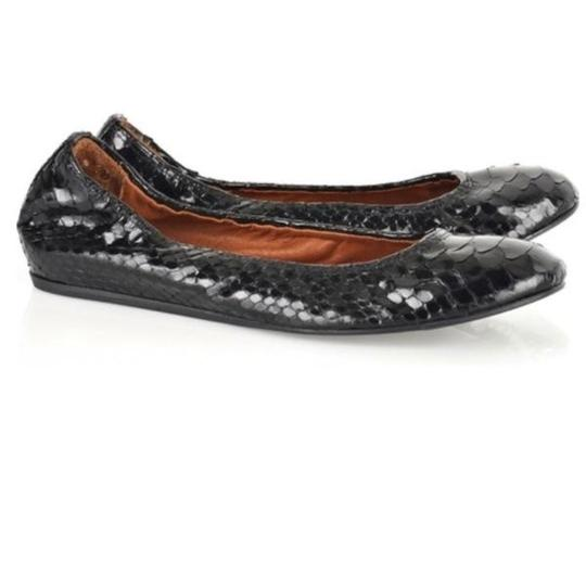 Preload https://img-static.tradesy.com/item/22411399/lanvin-black-python-ballet-flats-size-eu-39-approx-us-9-regular-m-b-0-1-540-540.jpg