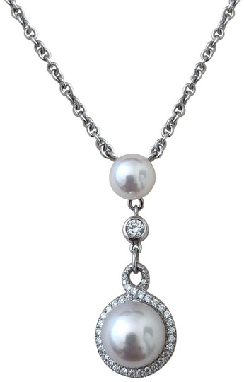 Preload https://img-static.tradesy.com/item/22411690/mikimoto-white-petit-soleil-18ct-gold-cultured-two-pearl-pendant-necklace-0-3-540-540.jpg