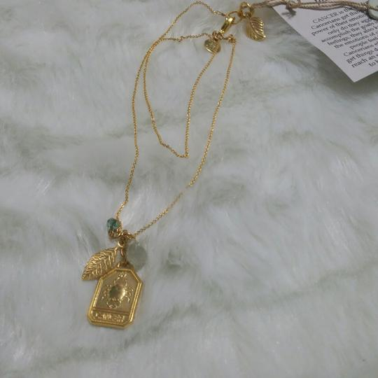 Preload https://img-static.tradesy.com/item/22411785/david-aubrey-gold-cancer-necklace-0-0-540-540.jpg