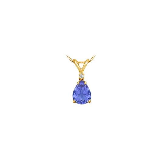 Preload https://img-static.tradesy.com/item/22411789/blue-yellow-december-birthstone-tanzanite-teardrop-pendant-with-cubic-zirconia-in-necklace-0-0-540-540.jpg
