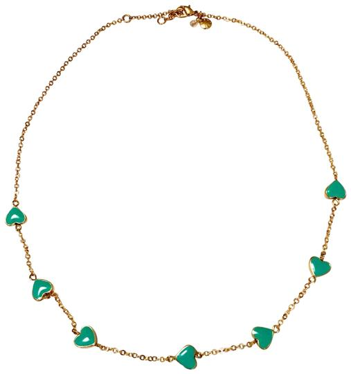 Preload https://img-static.tradesy.com/item/22411822/jcrew-minttiffany-heart-chain-necklace-0-1-540-540.jpg