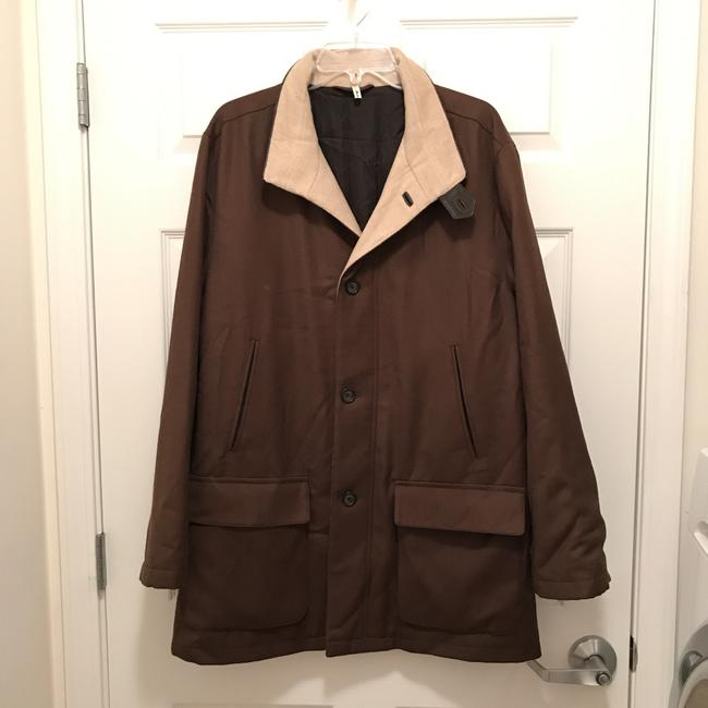 Preload https://img-static.tradesy.com/item/22412530/brown-beige-men-s-wool-and-cashmere-trench-coat-size-20-plus-1x-0-0-650-650.jpg