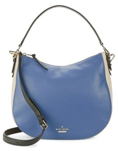 Kate Spade Mylie Pebbled Leather Jakson Street Constillationmulti Shoulder Bag