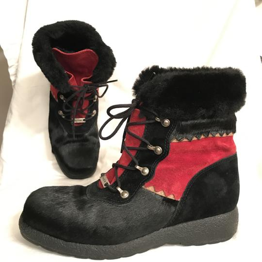 Preload https://img-static.tradesy.com/item/22412614/sorel-black-red-calf-hair-suede-waterproof-lace-up-ankle-wedge-bootsbooties-size-us-95-regular-m-b-0-0-540-540.jpg