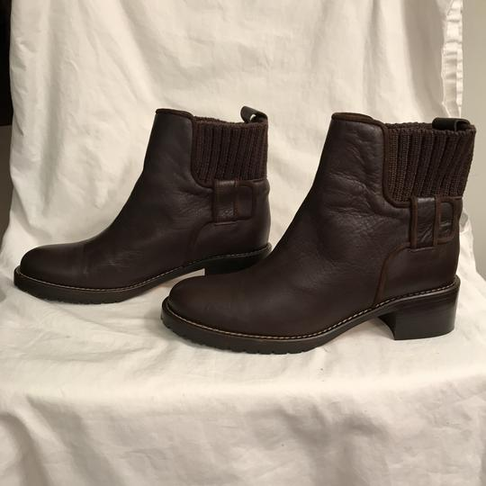 Dana Davis Ankle Leather Comfortable Winter Designer Brown Boots