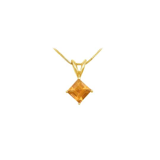 Preload https://img-static.tradesy.com/item/22412667/yellow-silver-november-birthstone-citrine-square-pendant-in-gold-vermeil-over-925-necklace-0-0-540-540.jpg