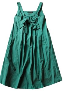 BCBGMAXAZRIA short dress Bcbg Bcbg Max Azria Green on Tradesy