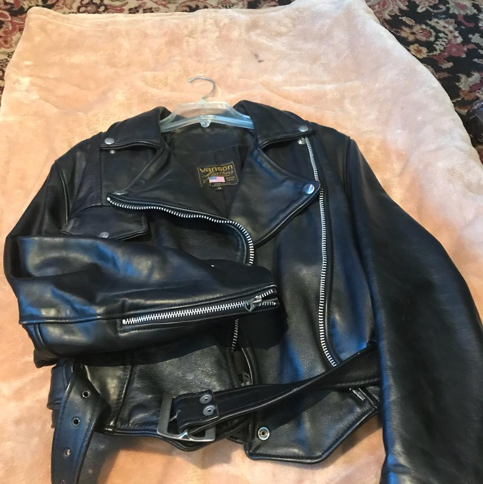 Vanson leather jacket review